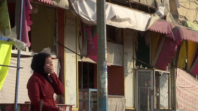 حداد في أفغنستان على ضحايا اعتداء كابول