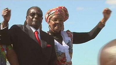 Mugabe veut poursuivre les vétérans