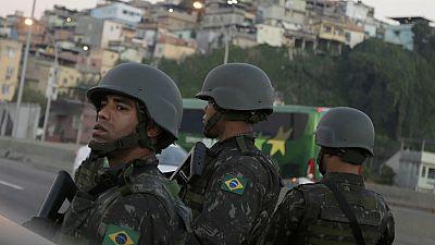 85.000 agents de sécurité mobilisés pour les Jeux olympiques 2016