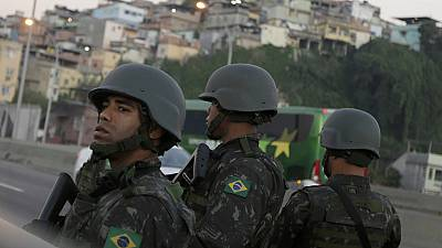 85,000 security personnel to ensure security at Rio Olympic Games