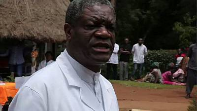 DRC: Youth rally Dr. Mukwege to pressure Kabila exit