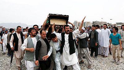 Afghanistan : les populations accusent le gouvernement après un attentat