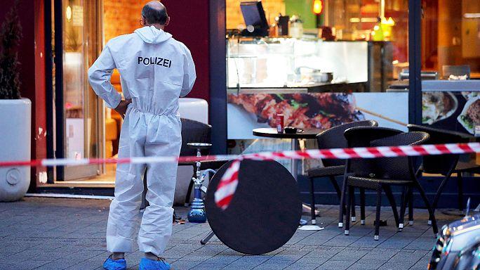 Almanya'daki palalı saldırı bir aşk cinayetiydi