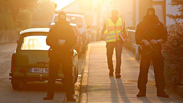 Felrobbantotta magát egy szíriai férfi Ansbachban