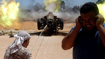 Libyan troops edging closer to retake Sirte