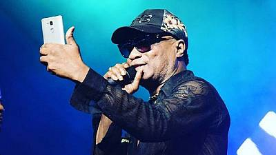 Koffi Olomide given another kick as Zambia cancels his show
