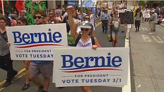 USA : fissures chez les démocrates à l'ouverture de la convention