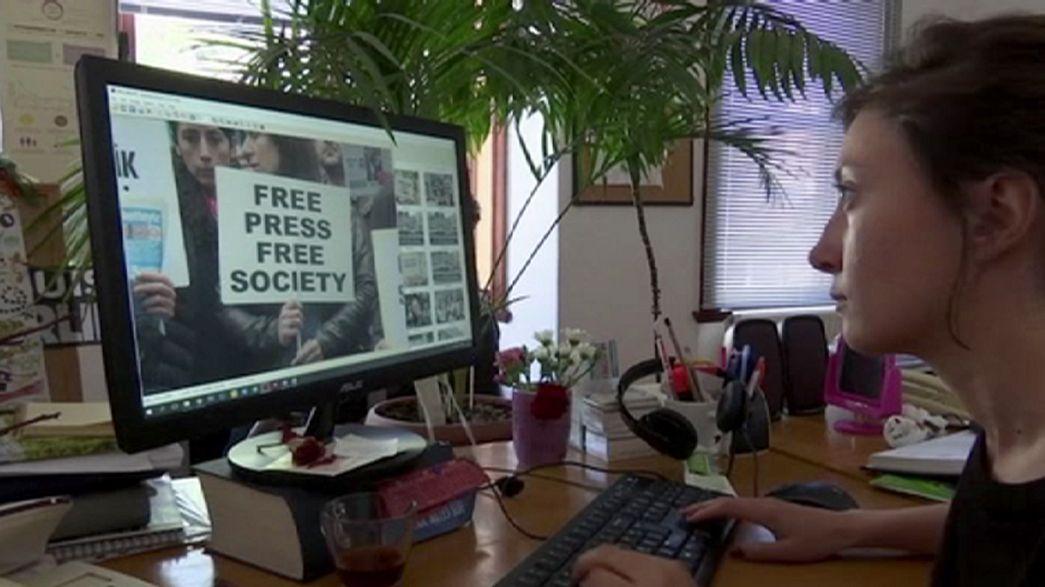 Власти Турции пришли за журналистами