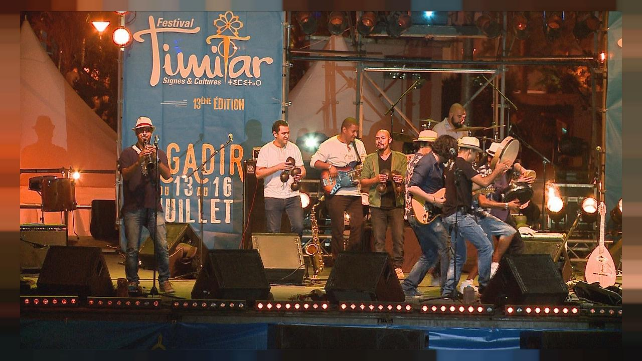 I ritmi dal Festival Timitar ad Agadir