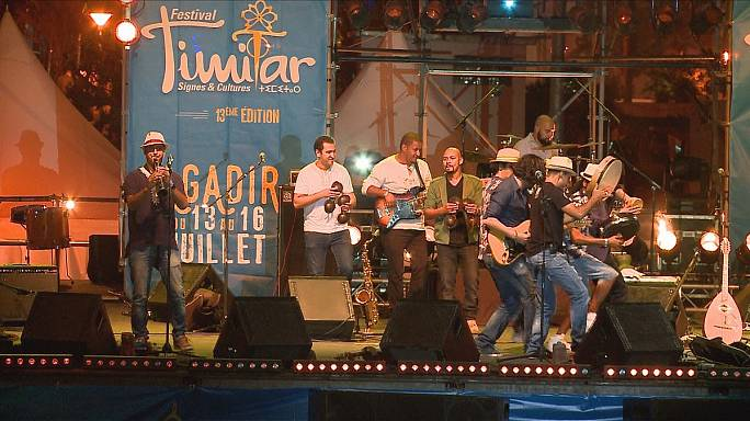 """موسيقى عالمية من أجل مستقبل أفضل في مهرجان """"تيميتار"""" في أغادير"""
