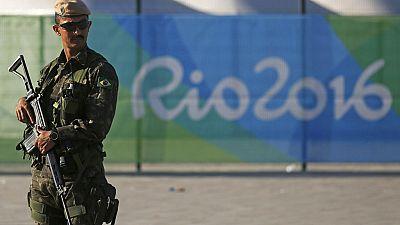 Brésil : 85.000 agents pour la sécurité des jeux olympiques
