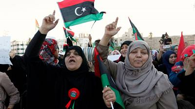 La Libye a convoqué l'ambassadeur de France