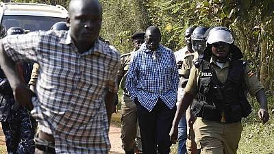 Ugandan opposition leader rearrested after 'disobedience' charges dropped [Video]