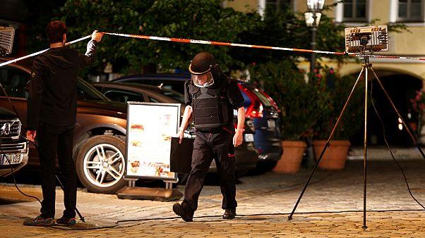 Ansbach saldırısını IŞİD üstlendi