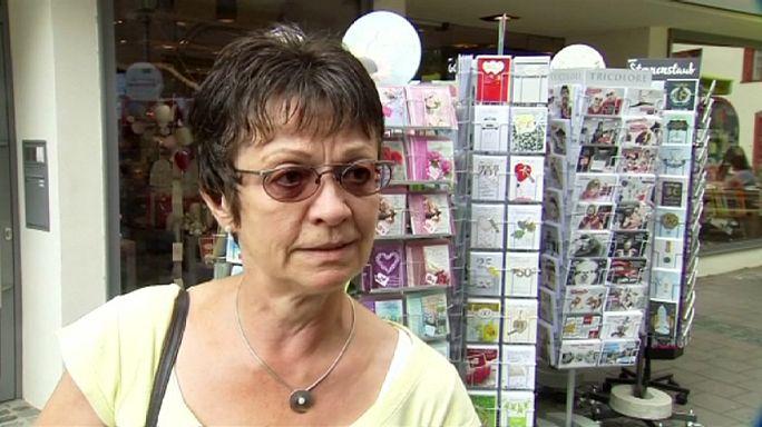 Almanya'da bombalı saldırının yaşandığı Ansbach halkı tedirgin