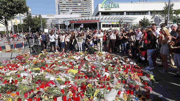 Tensión en Alemania tras una serie de sangrientos atentados sin precedentes