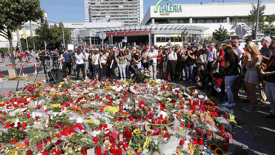 Blood on the streets of Germany: four attacks in eight days