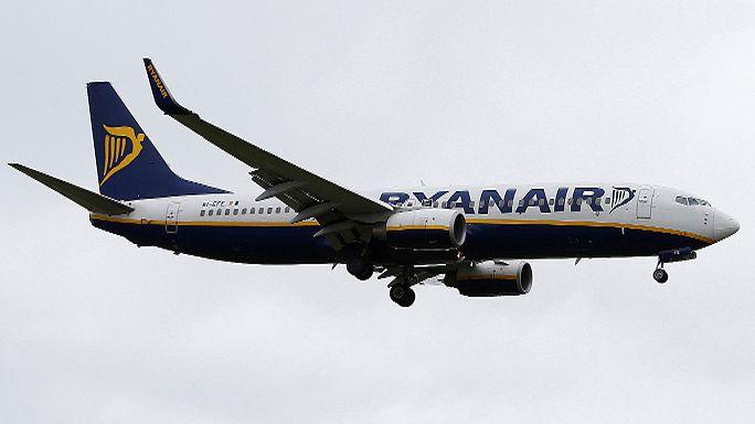 Croissance modeste pour Ryanair, dans un climat d'incertitude