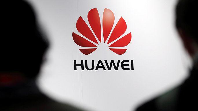Huawei наращивает выручку