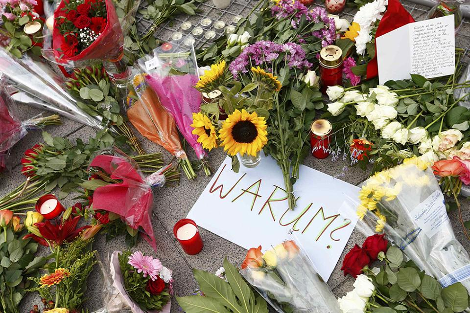 The four attacks in one week that have shocked Germany