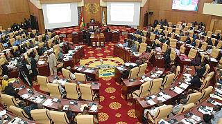 Ghana's political parties in blame game after parliament rejects Nov 7 election date