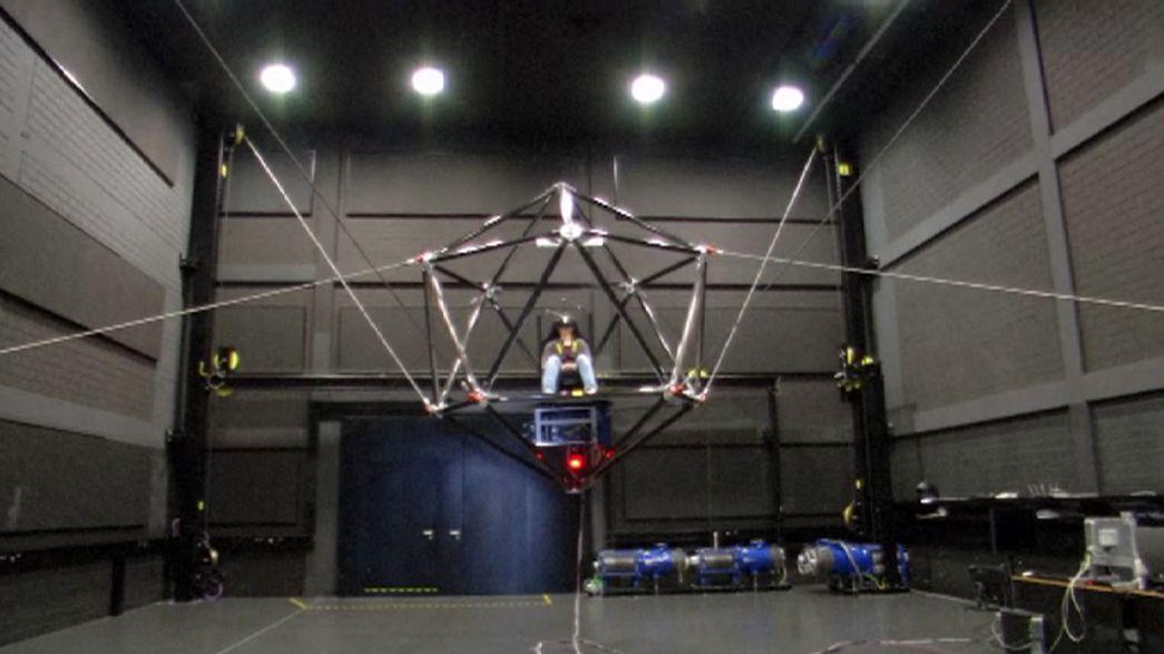 Un robot simulateur sur six dimensions