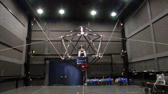 Kábelrobottal vizsgálják az egyensúlyzavart