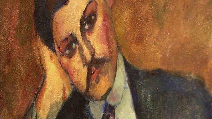 معرض استعادي للفنان الإيطالي أميديو موديلياني في بودابيست
