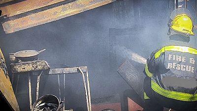 Madagascar : 38 morts dans un incendie accidentel