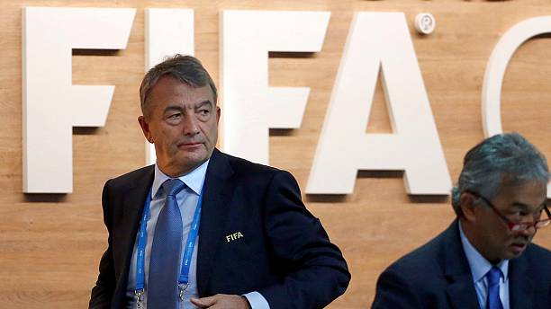Un an de suspension pour Wolfgang Niersbach