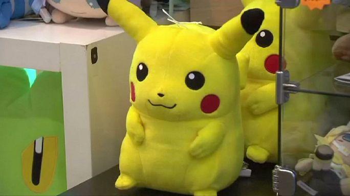 Nintendo se desploma un 18%, tras advertir que tendrá unas ganancias limitadas por Pokémon Go