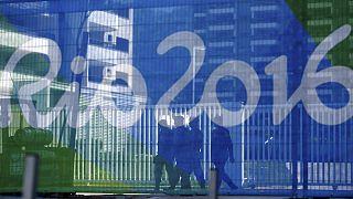 JO Rio 2016: Seleção da Rússia chegou ao Rio, na cidade há ainda muito por fazer