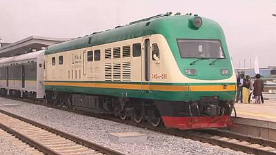 Buhari to inaugurate new rail line connecting Abuja and Kaduna