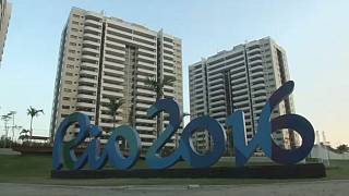 First delegation of athletes enter Rio Olympics Village, Australia stays out