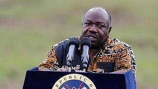 Gabonese MP resigns at ruling party's rally, Ali Bongo labels it 'sponsored action'