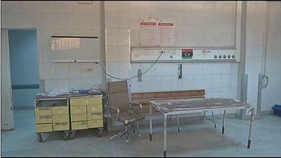 Situation sanitaire catastrophique en Libye