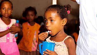 Ethiopia receives 14 million anti-worm tablets for school children