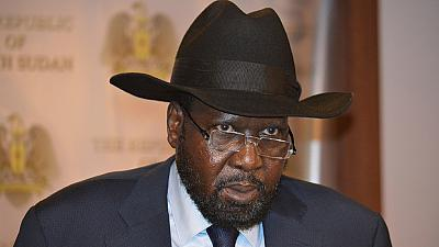 South Sudan president officially replaces 'absent' first vice