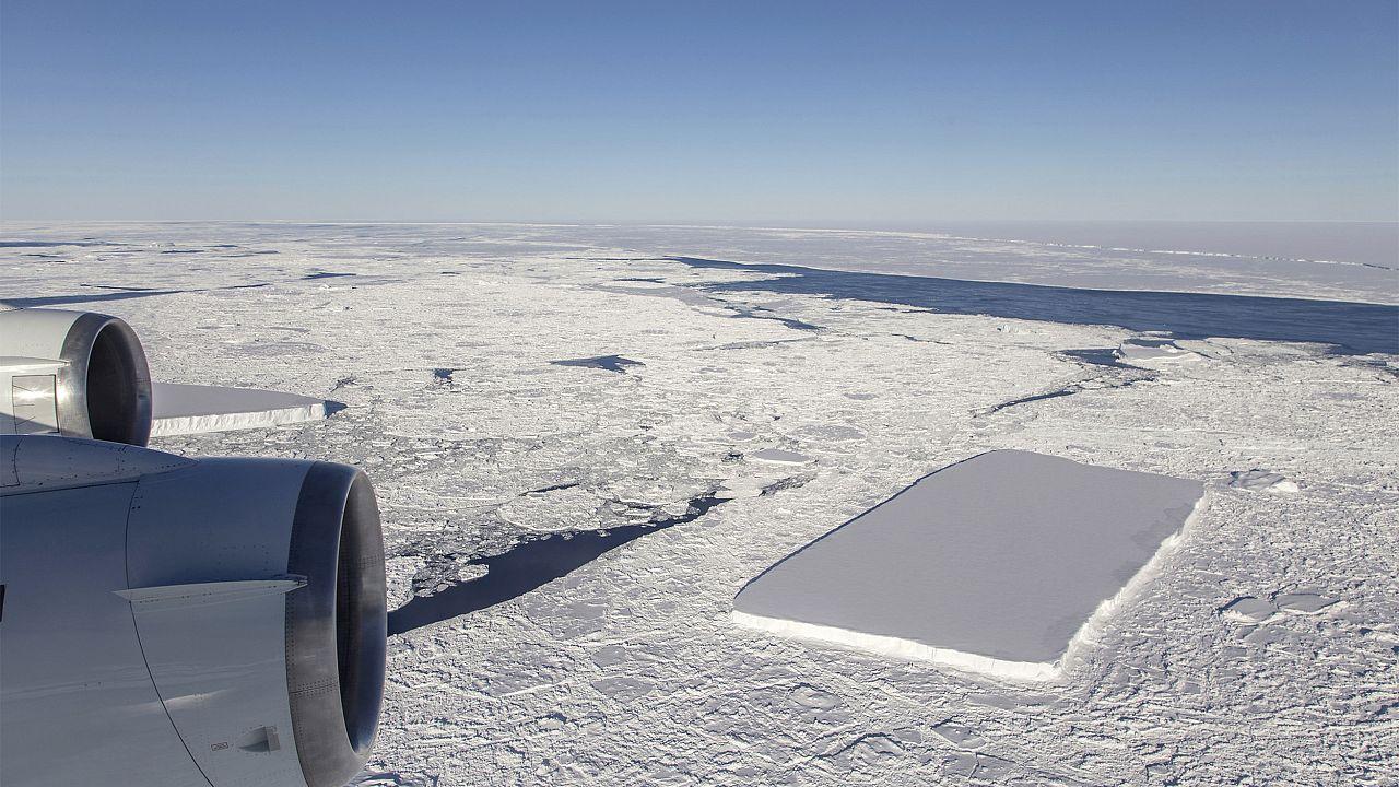Image: Operation Icebridge