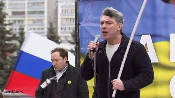 Gerichtsverfahren im Mordfall Boris Nemzow hat begonnen