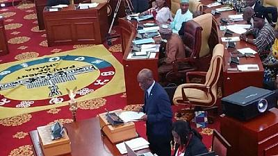 Ghana government requests over $480m to support 2016 budget