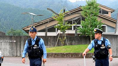 Japanese knife attacker goes on rampage in disabled facility, kills 19