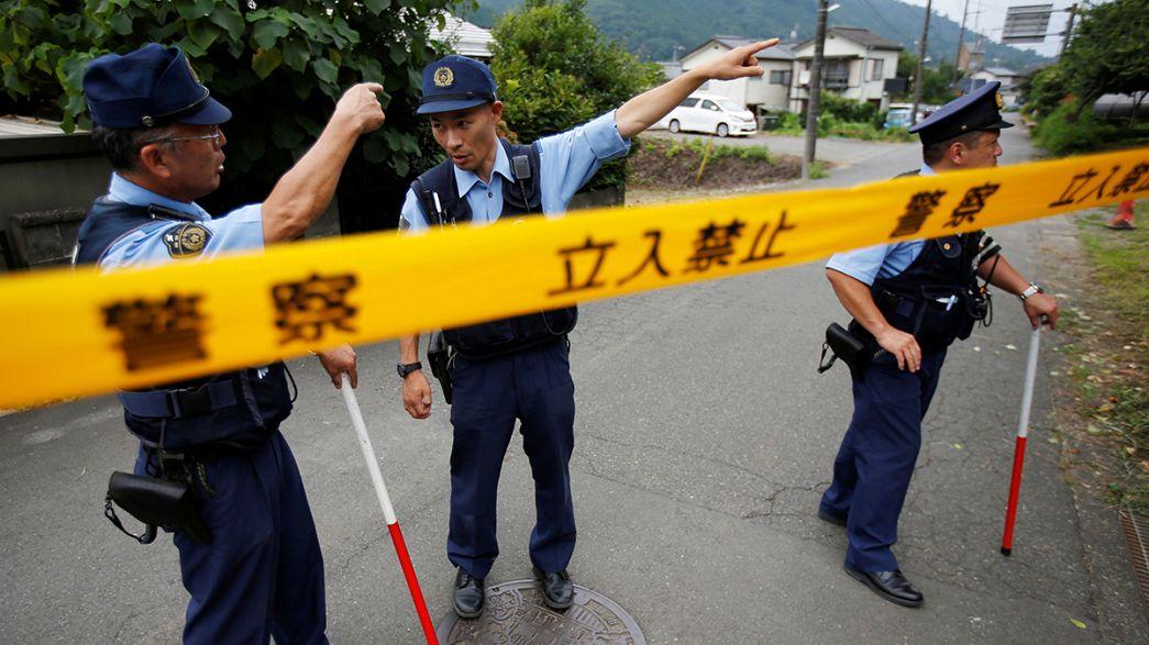 Резня в японском городе: злоумышленник напал на инвалидов