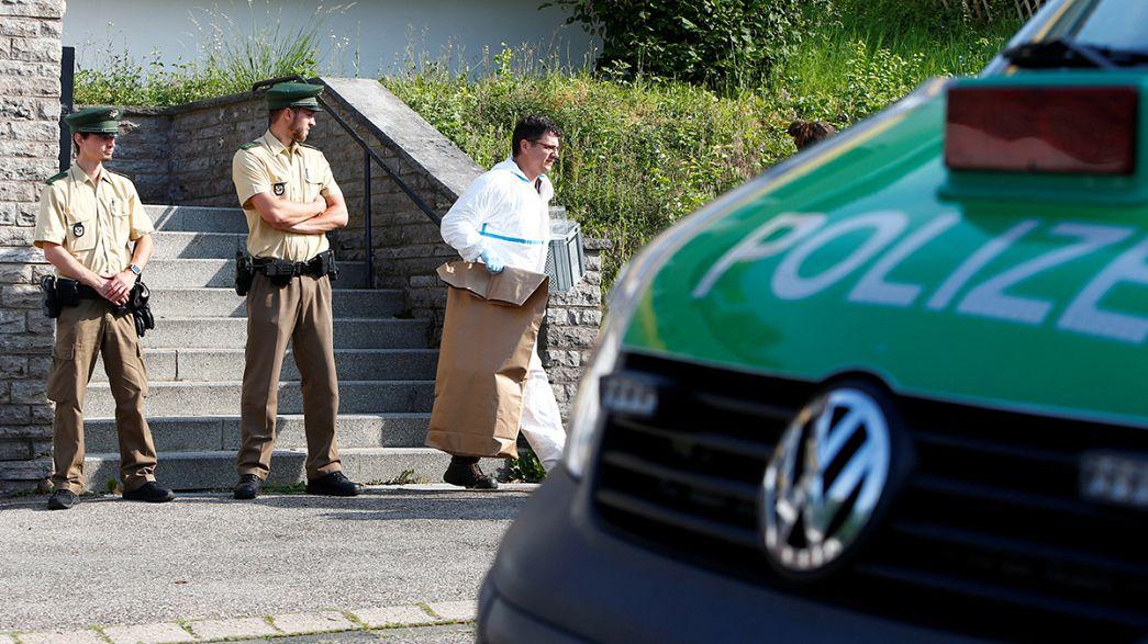 Германия: взорвавшийся в Ансбахе сириец присягал ИГИЛ