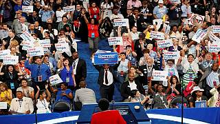 A divided Democratic convention kicks off in Philadelphia