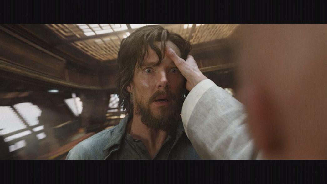 Benedict Cumberbatch plays Dr Strange
