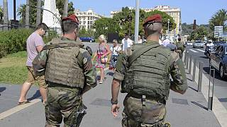 Nice: Mais dois suspeitos em prisão preventiva