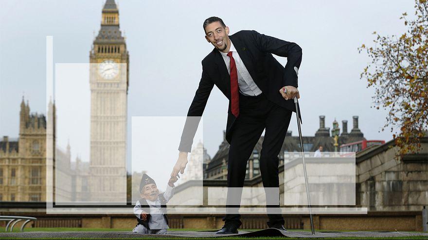 Neue Studie: Wo leben die größten und kleinsten Menschen der Welt?