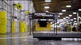 Amazon teste la livraison par drone au Royaume-Uni