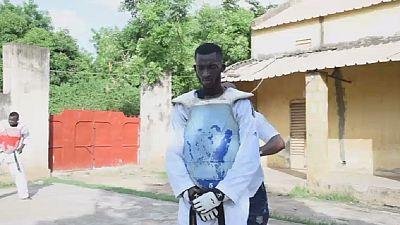 Rio 2016 : le champion d'Afrique malien de taekwondo peaufine sa préparation